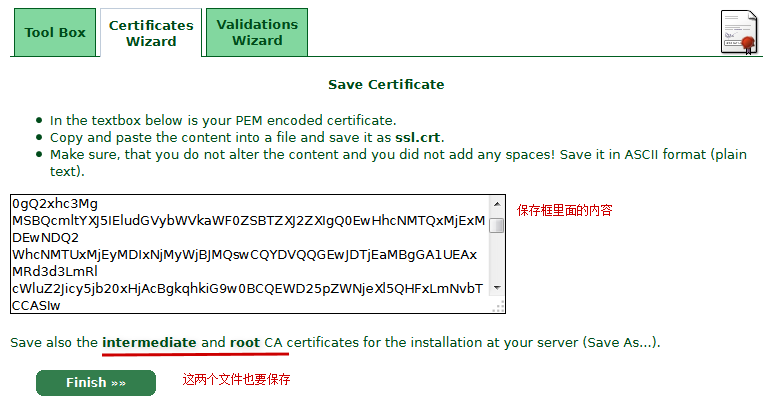 Save-Certificate