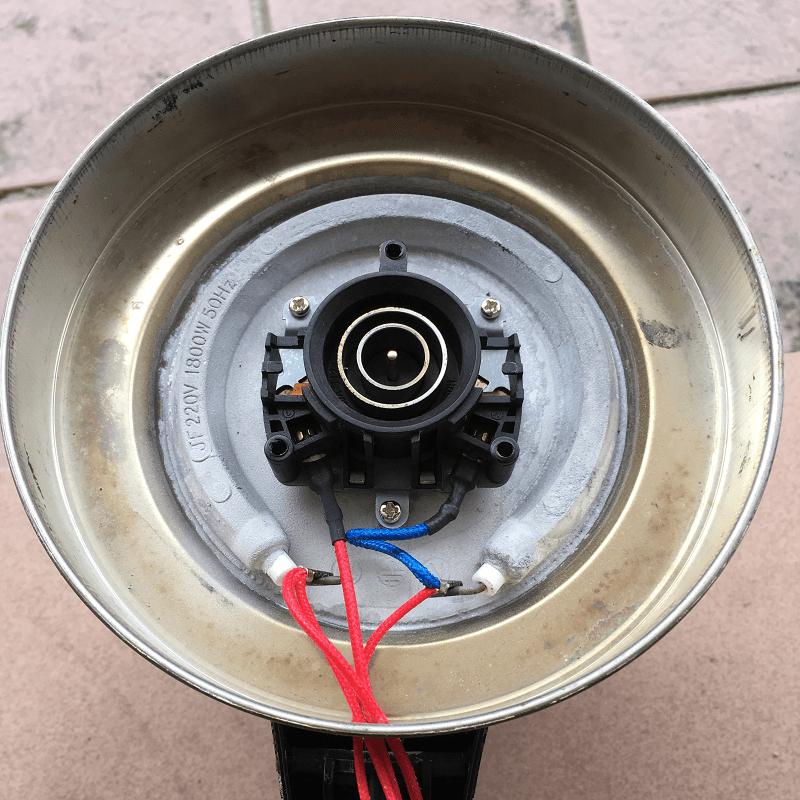 金灶电热水壶维修记