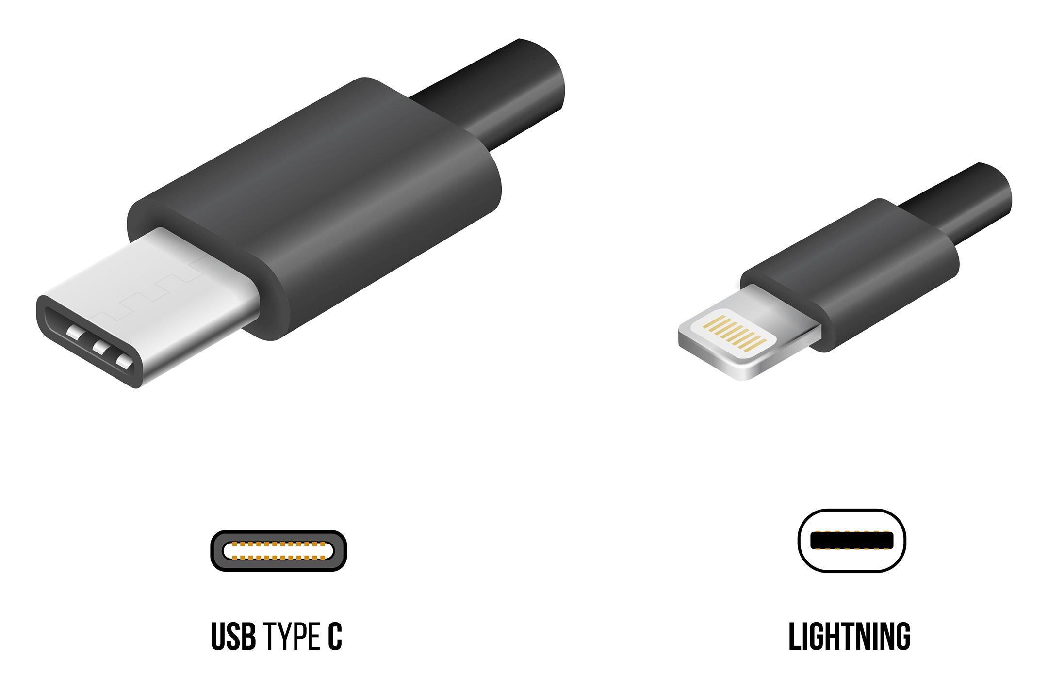 Lightning 和 USB Type-C 你更喜欢哪个?-沙唐桔