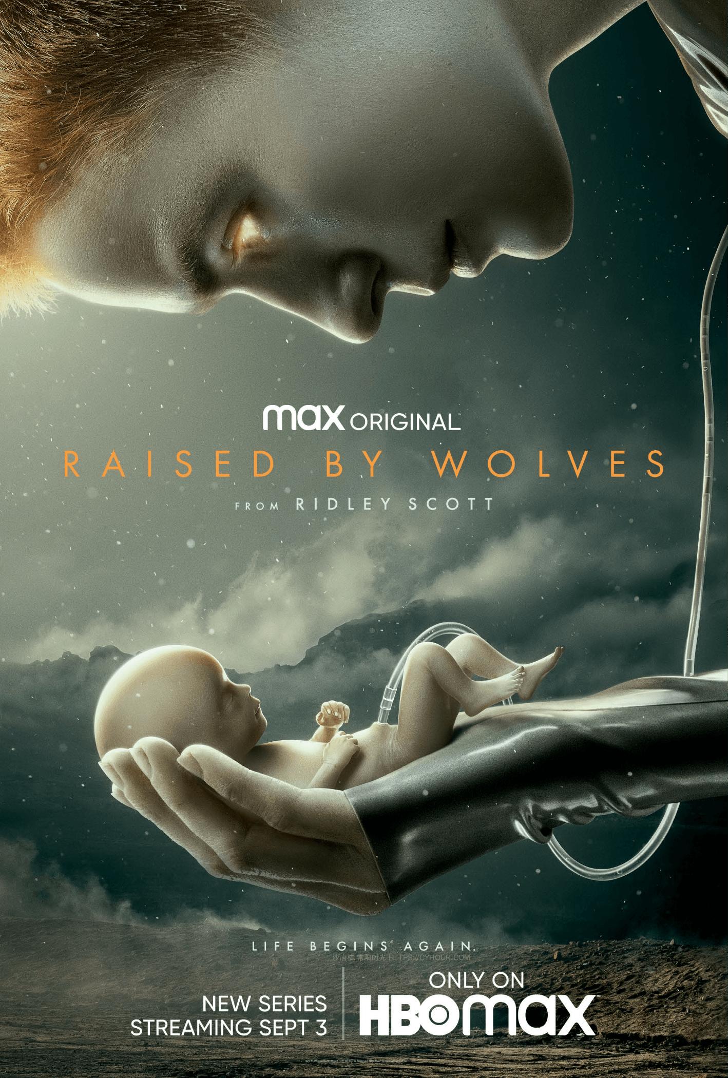 异星灾变 Raised by Wolves.10集全1080P.英语中字 (2020)-沙唐桔