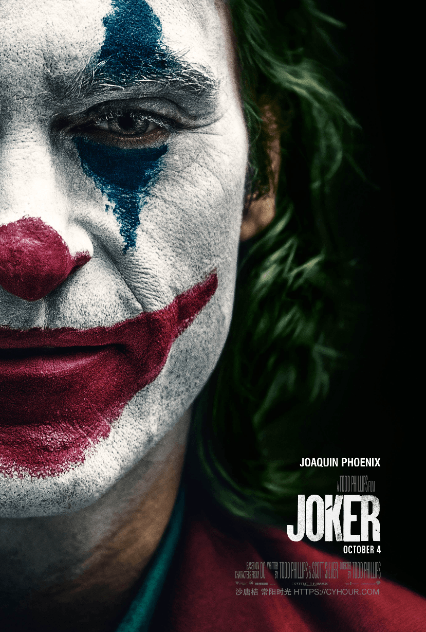 小丑 Joker 2160p 1080p 英语中字 bt种子-垃圾站