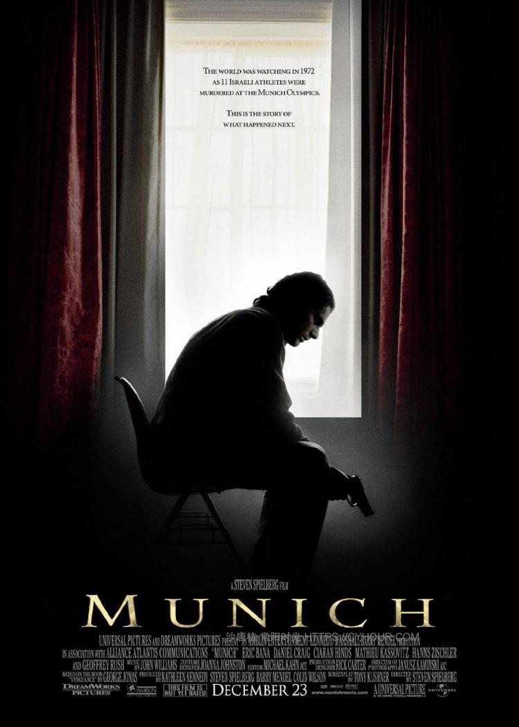 慕尼黑 Munich (2005) 1080p BT种子 高分惊悚历史-沙唐桔