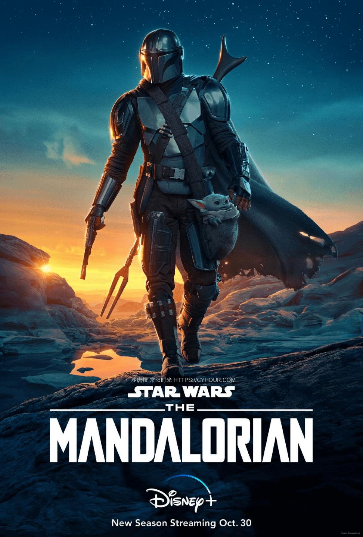 曼达洛人 第二季 BT The Mandalorian Season 2 .2160p.1080p.完结8集全.英语中字 (2020)-沙唐桔