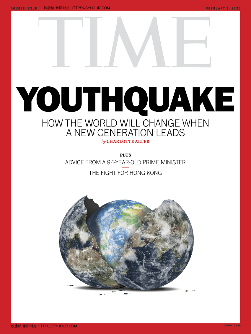 Covers from 2020 – The TIME Magazine Vault 2020 时代杂志封面收藏-沙唐桔