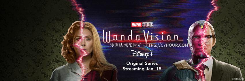 旺达幻视 WandaVision.全9集HD1080P.英语中字 (2021)-垃圾站