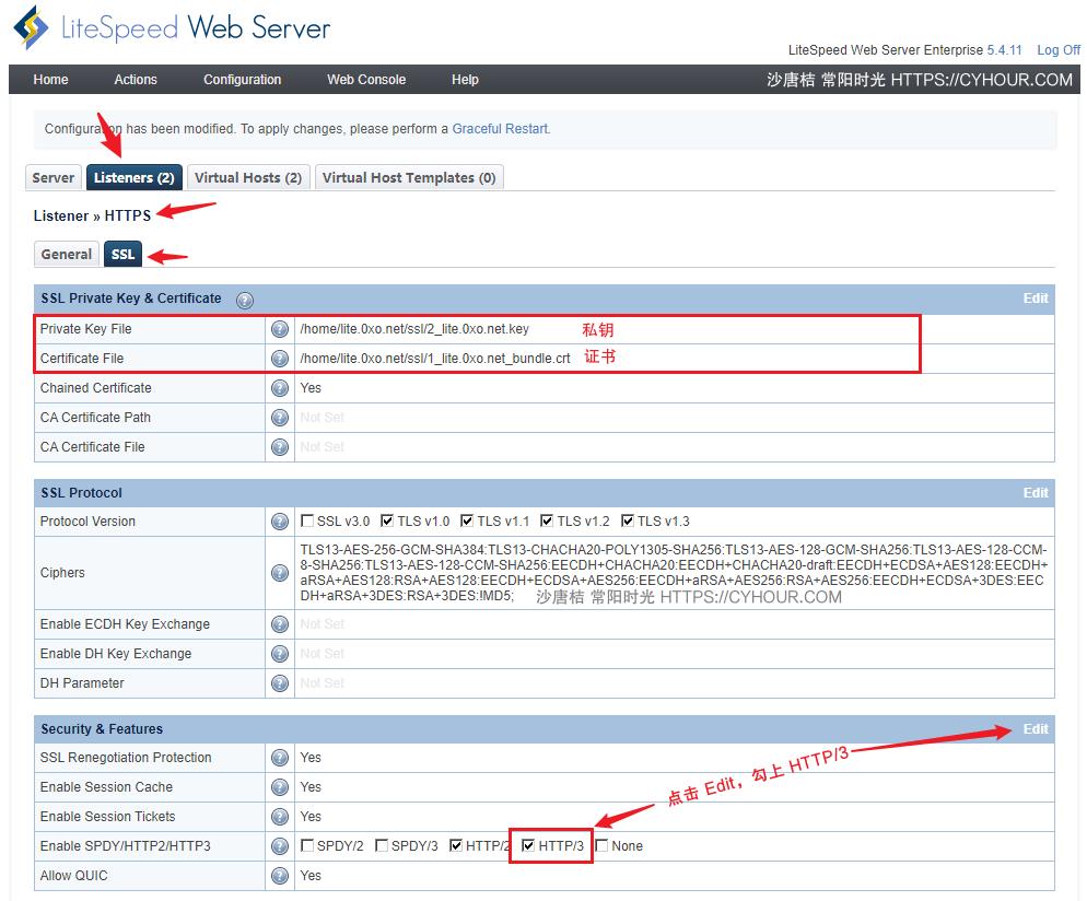 LLStack 轻量、高性能  LiteSpeed+PHP+MySQL 安装 WordPress 体验 HTTP/3-垃圾站