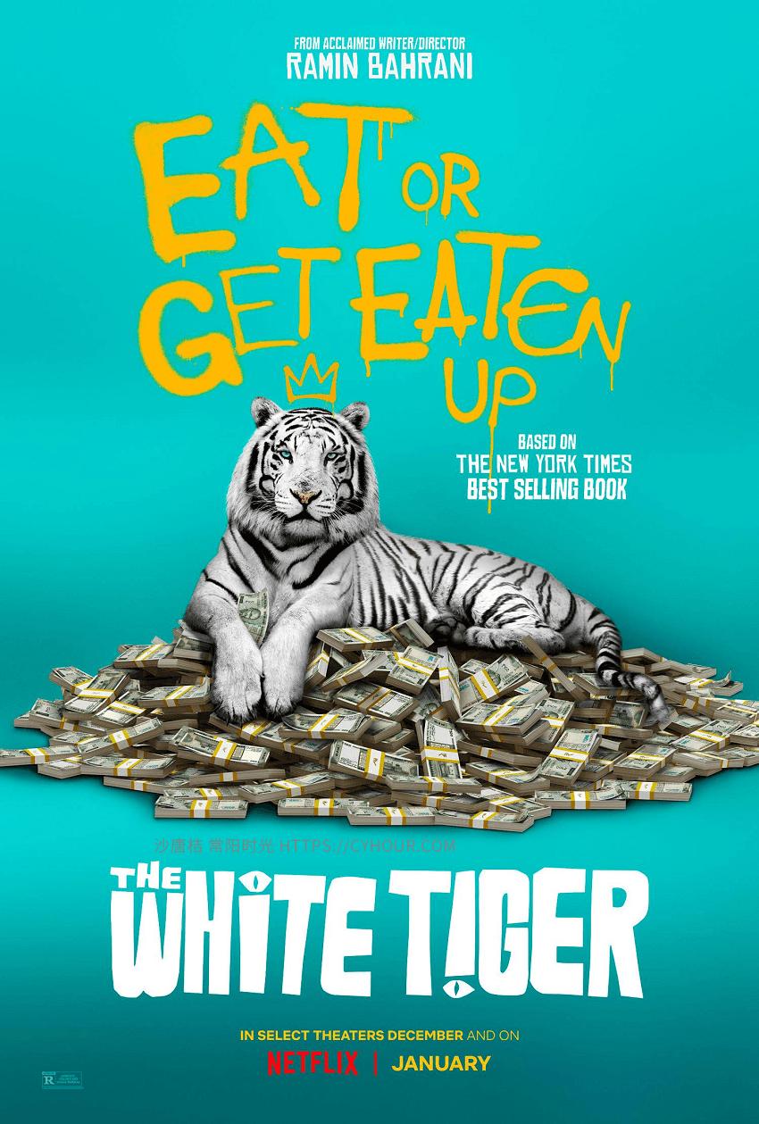 白虎 The White Tiger (2021) 1080p BT 英语中字幕-沙唐桔