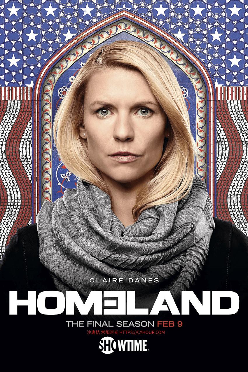 国土安全 第八季 Homeland Season 8 (2020) 1080p 全12集 BT 英语中字-垃圾站