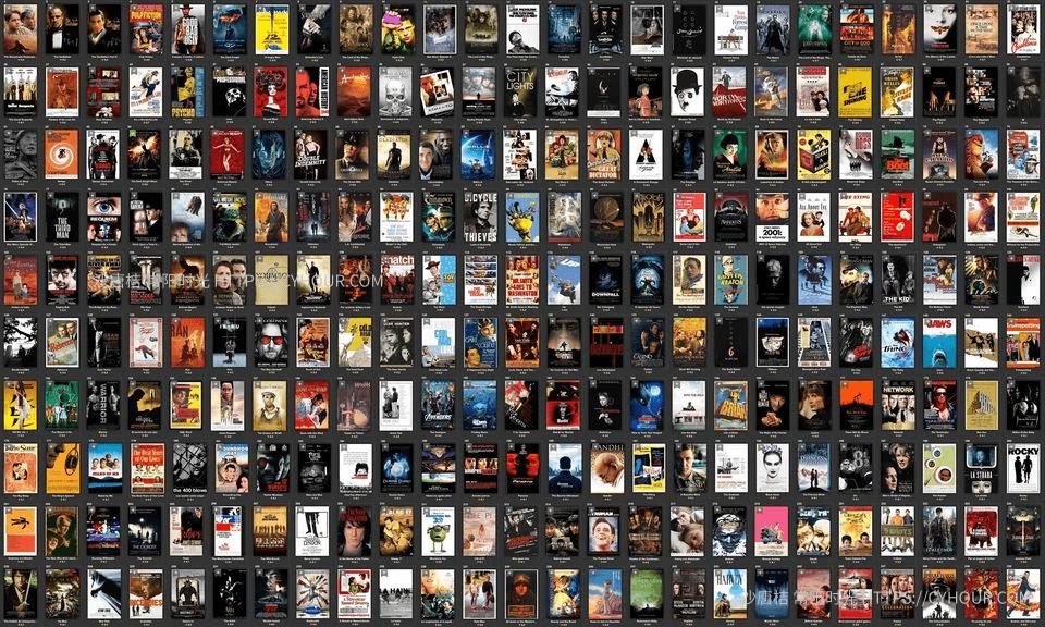 全球最好看电影合集 IMDB TOP250+豆瓣TOP250 BT种子-沙唐桔