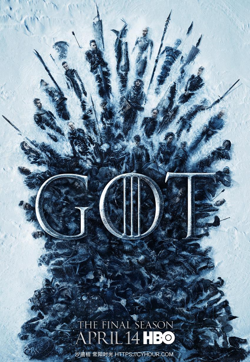 冰与火之歌 Game.of.Thrones 权力的游戏 全八季全集 蓝光收藏版 英语中字-沙唐桔