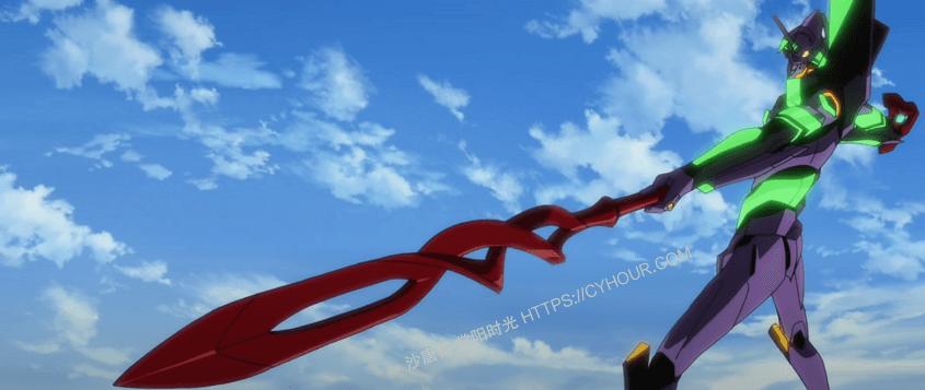 新·福音战士剧场版:终 シン・エヴァンゲリオン劇場版 (2021)-沙唐桔
