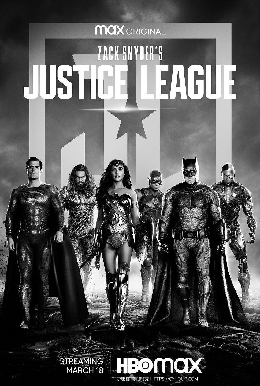 扎克·施奈德版正义联盟 4K Zack Snyder's Justice League HD1080P.60FPS.英语中字 2021-沙唐桔