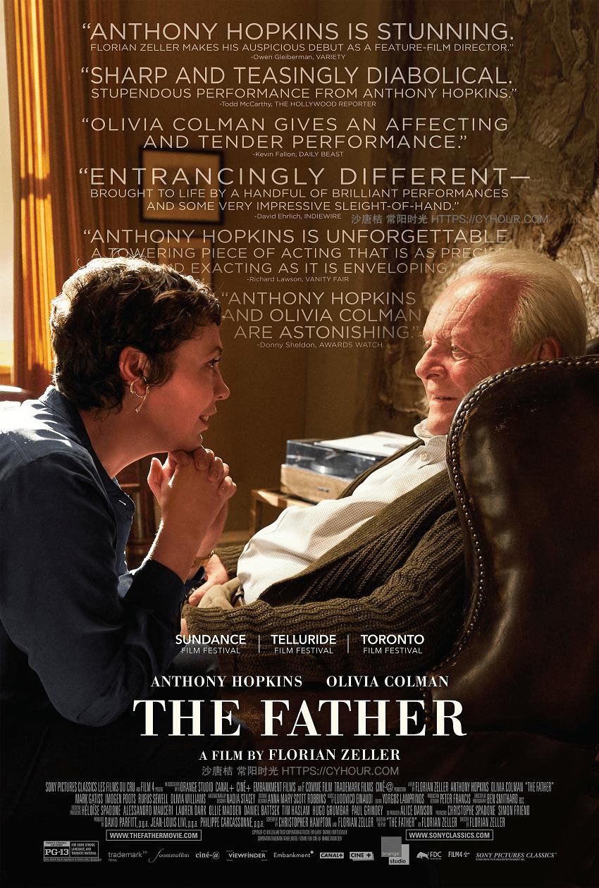 困在时间里的父亲 The Father (2020) 1080p.4K 英语中字-沙唐桔