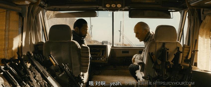 小人物 4K Nobody 1080p (2021) 英语中字-垃圾站