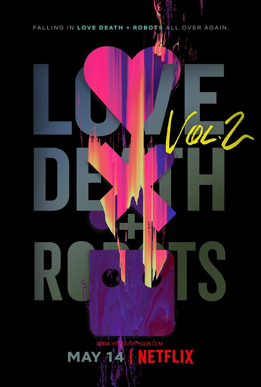爱,死亡和机器人 第二季 1080p 全8集 Love, Death & Robots Season 2 (2021) 英语中字-垃圾站
