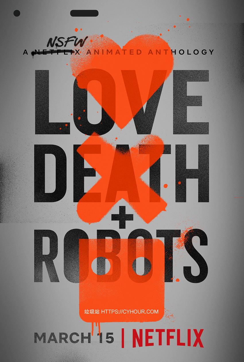 爱,死亡和机器人 第一季 1080p 全18集 Love, Death & Robots S01 (2019) 英语中字-垃圾站