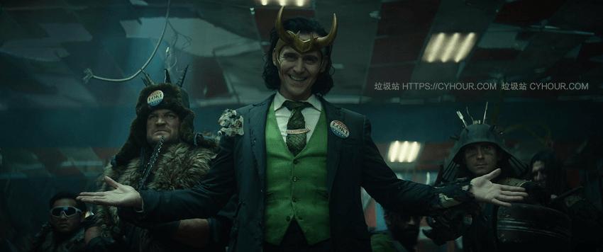 洛基 第一季 1080p 全6集更02集 Loki Season 1 4K (2021) 英语中字-垃圾站