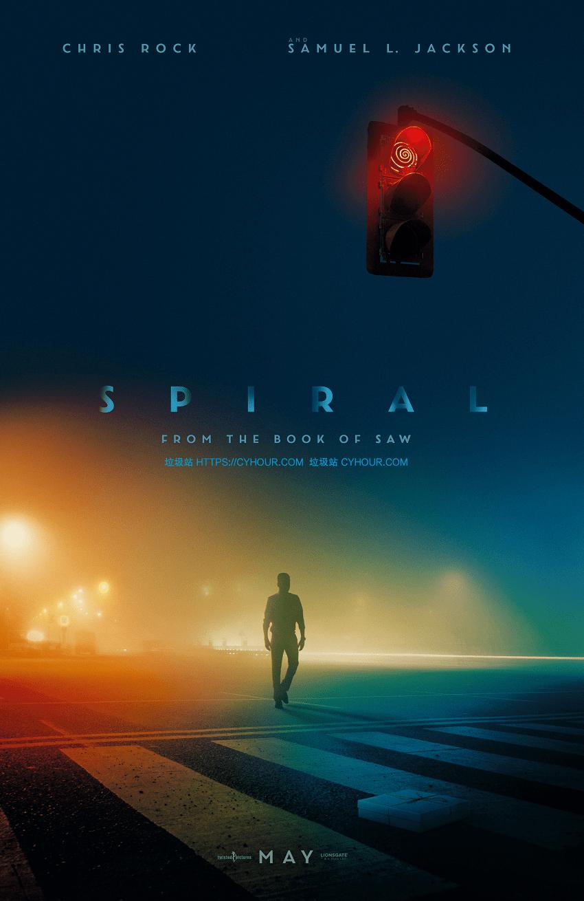 电锯惊魂9 漩涡.HD1080P.Spiral: From the Book of Saw.4K.英语中字 (2021)-垃圾站