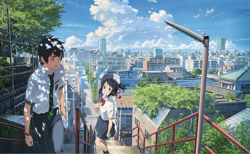 你的名字。 4K 君の名は。 (2016) Your Name 1080p 日语中字-垃圾站