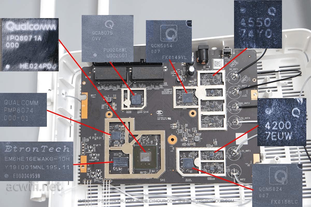 红米AX6 OpenWRT固件 [Redmi AX6] 刷机经验资源收集-垃圾站