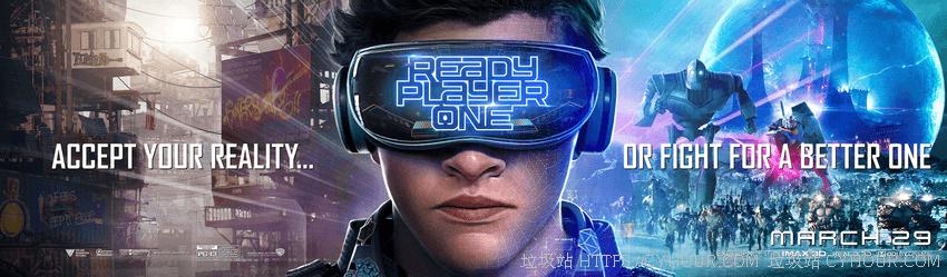 头号玩家 4K Ready Player One (2018) 1080p 英语中字-垃圾站