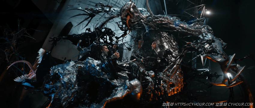 毒液 致命守护者 4K Venom (2018) 1080p 英语中字-垃圾站