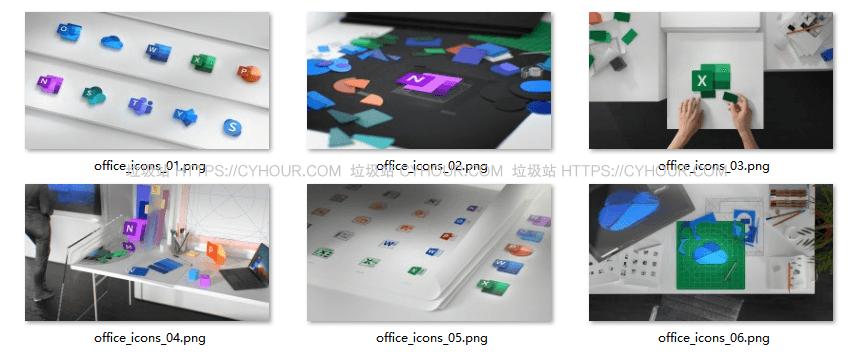 Microsoft Design 微软官方 4K 壁纸资源站 全免费下载-垃圾站