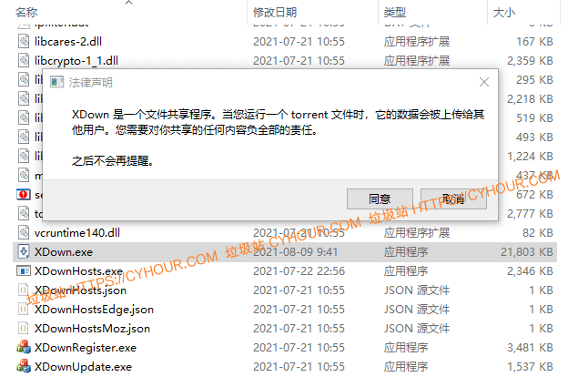 Xdown 免费无广告的 idm / torrent 合成体 强大下载工具-垃圾站