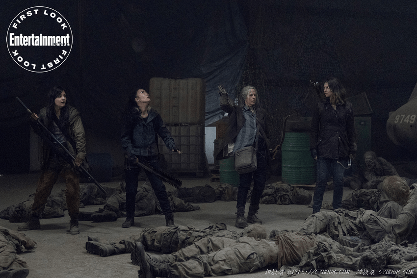 行尸走肉 第十一季 1080p 更05集 The Walking Dead S11 (2021) 英语中字-垃圾站