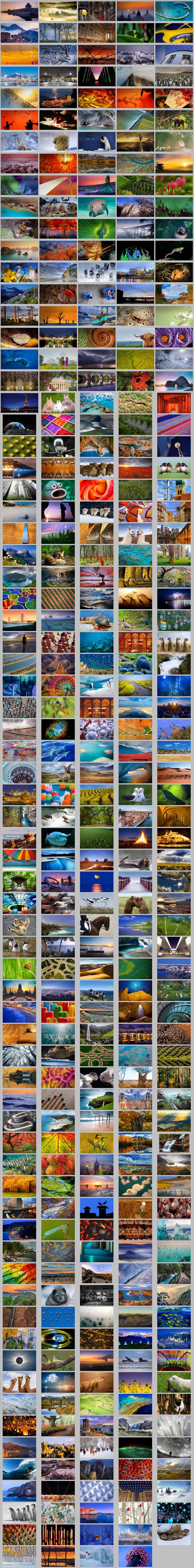 2012 年微软 Bing 必应壁纸图片 共359张 打包下载-垃圾站