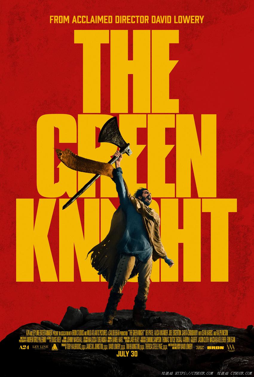 绿衣骑士 4K The Green Knight 1080P.杜比视界.英语中字(2021)-垃圾站