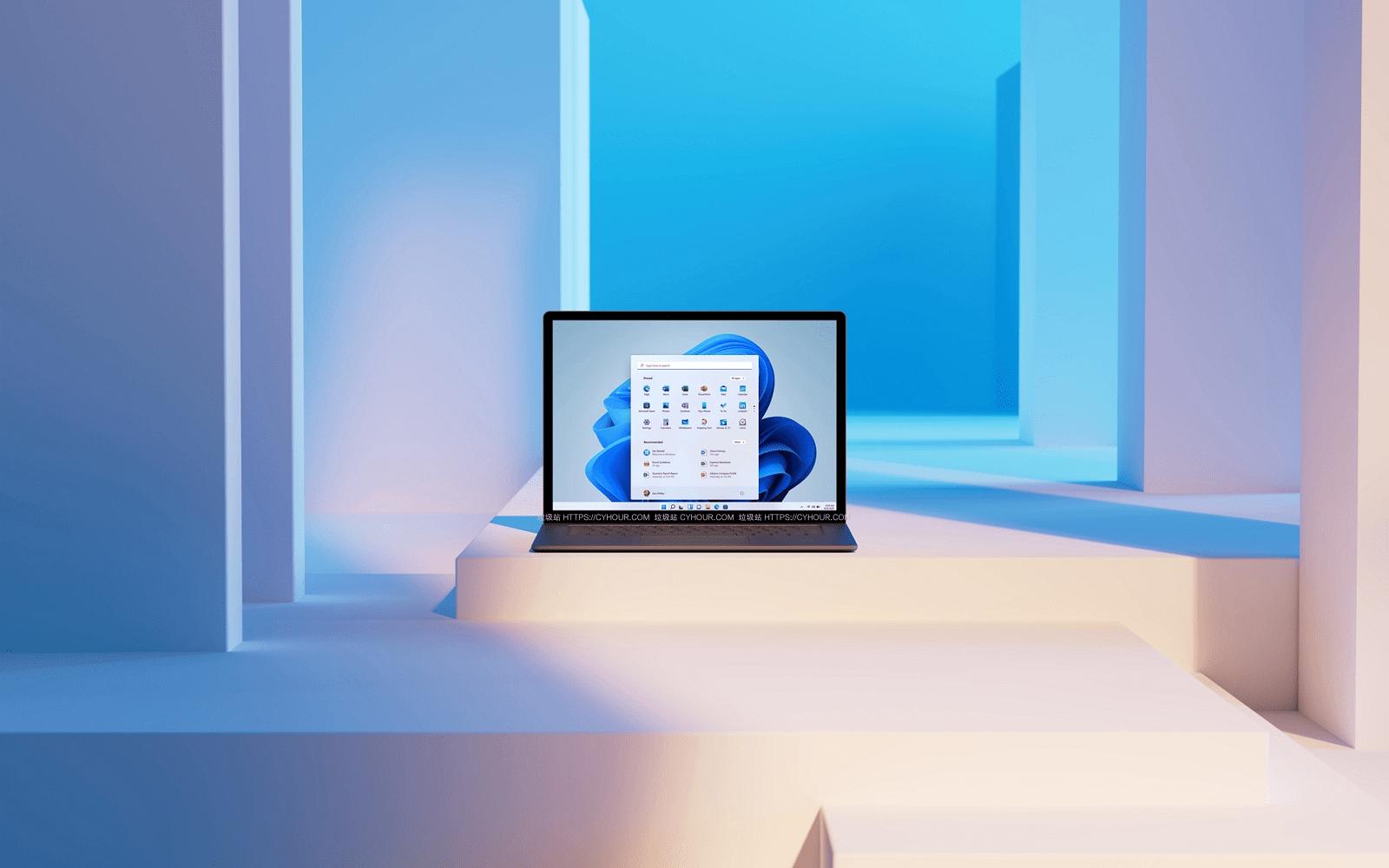 Windows 11 正式版 ISO 镜像下载 & Windows 11 4K高清内置壁纸-垃圾站