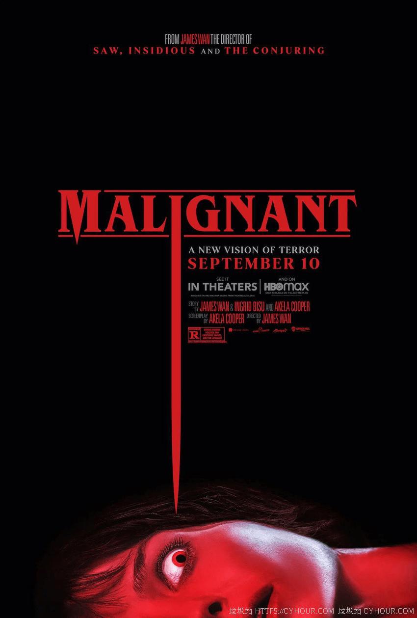 致命感应 种子 Malignant (2021) 4K 英语中字-垃圾站