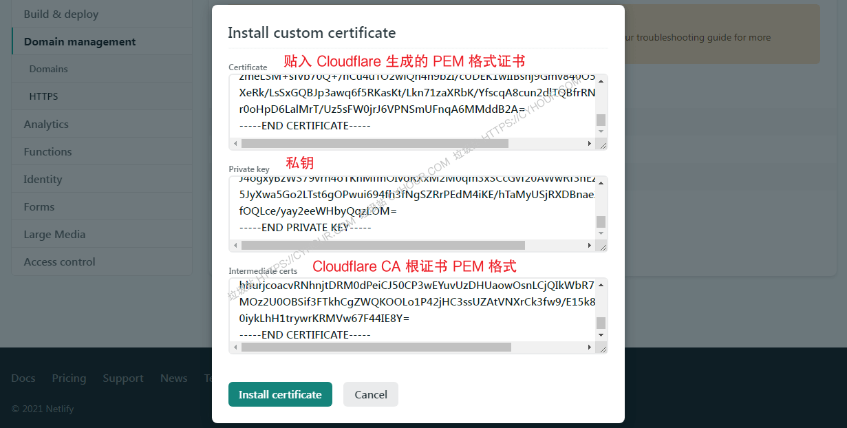 Gridea 一个静态博客写作客户端 搭建免费静态博客 CDN加速-垃圾站